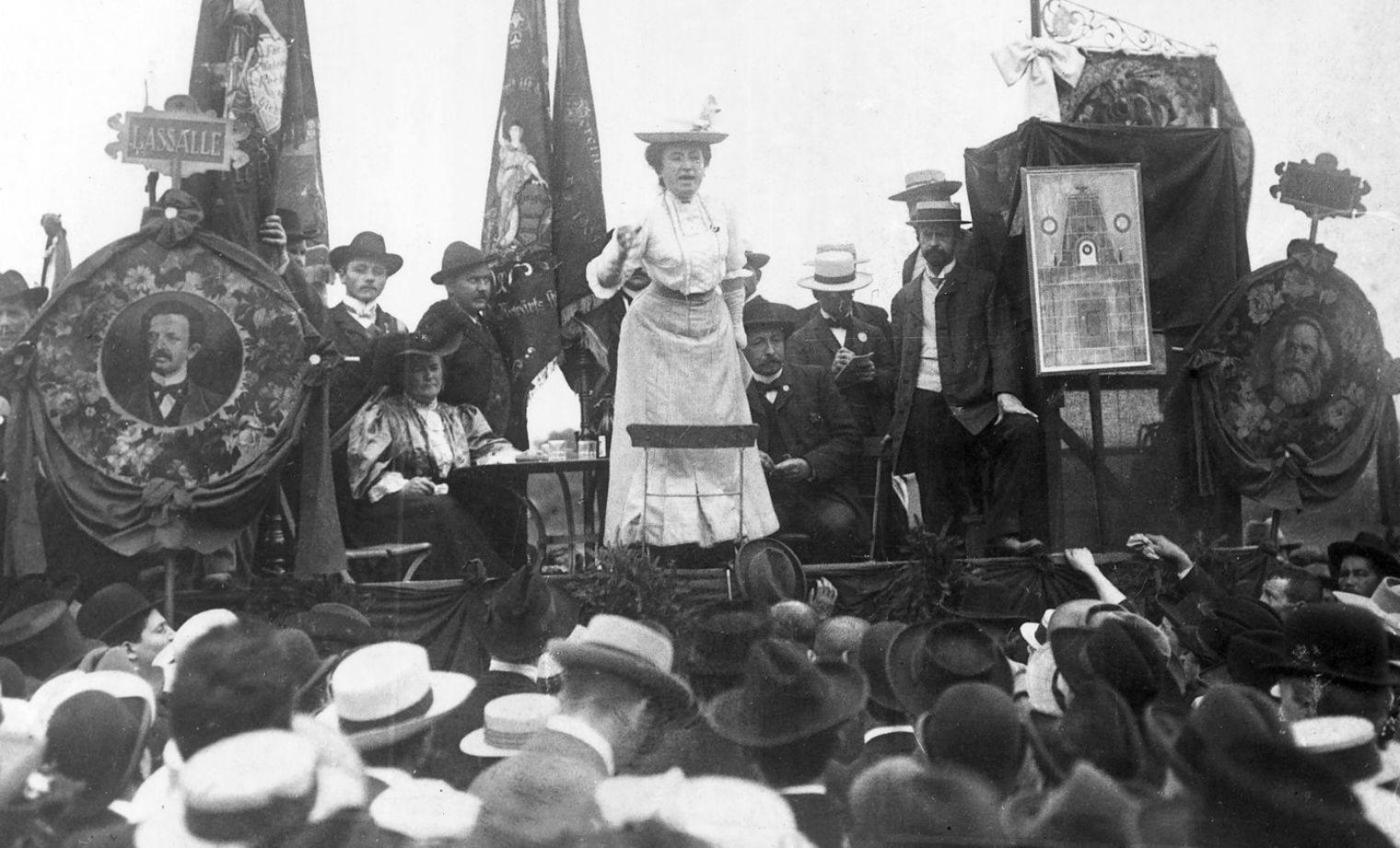 Omicidio Rosa Luxemburg