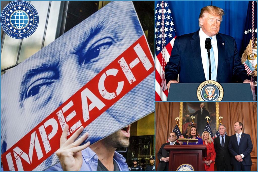 L'impeachment a Trump