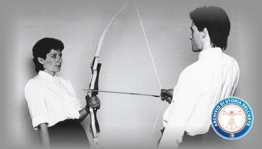 Marina Abramovic e Ulay