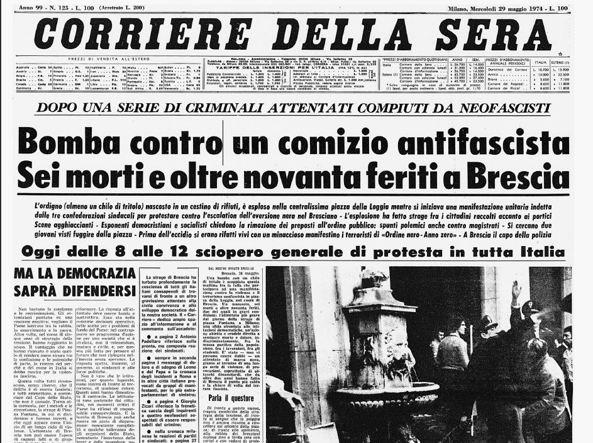 Le stragi del biennio 1973-1974
