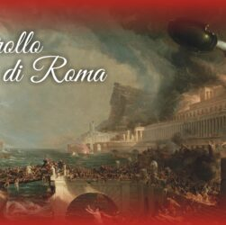 Il crollo dell'Impero romano d'occidente