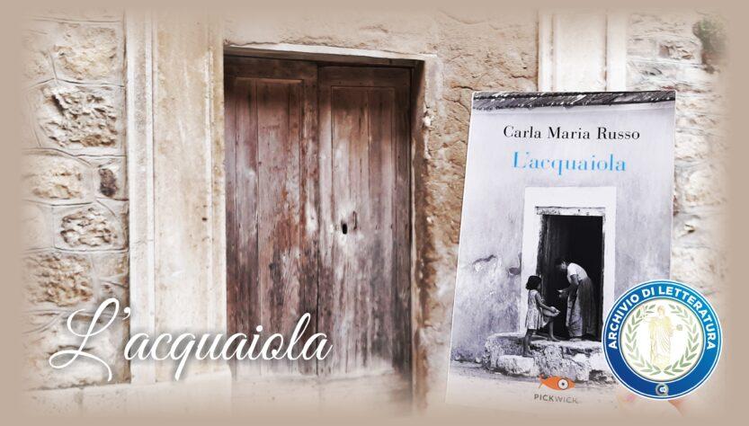 Carla Maria Russo L'acquaiola