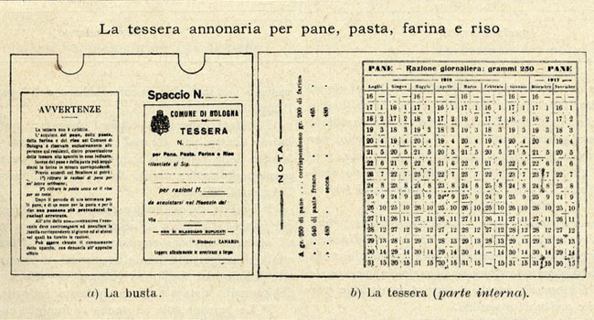 "Dalla ""cucina del senza"""